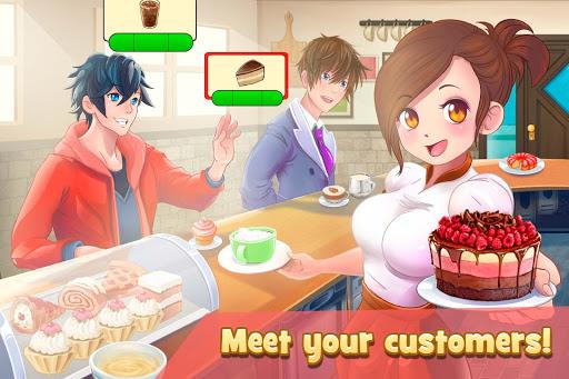 Dessert Chain: Café Waitress screenshot 3