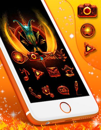 Fire GO Launcher 1.184.1.102 screenshots 3