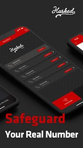Hushed – Second Phone Number – Calling and Texting App Download for Android 2