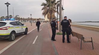 Policía Local de Adra.