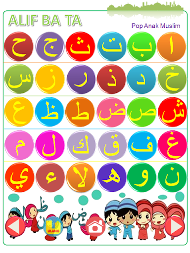 Doa Lagu Anak Muslim