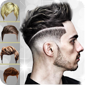 Men Hairstyle & Hair Changer
