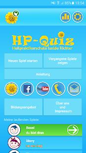 HP-Quiz - náhled
