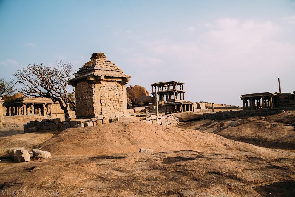 Храм Вирупакши, Хампи