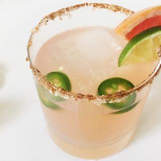 Spicy Margarita.