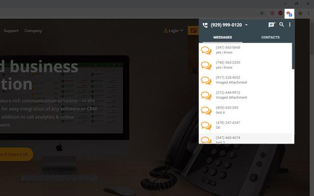 Telebroad SMS Console