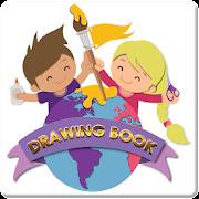 رسومات ملونة: رسم كتاب الوجه التطبيق اللون