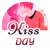 Kiss Day 2018 Wishes Greetings & Stickers
