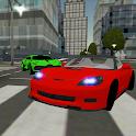 Mega Traffic Car Driving icon