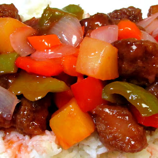 Sweet and Sour Pork - How to make Sweet and Sour Pork - Chinese Food.