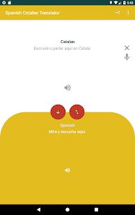 Download Traductor de Español a Catalán y viceversa. For PC Windows and Mac apk screenshot 4