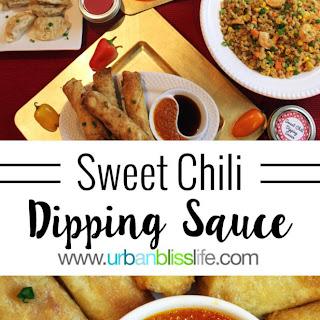 Homemade Sweet Chili Dipping Sauce