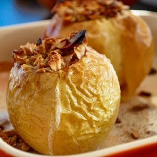 Baked Apples Streusel