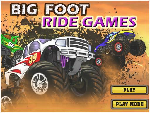 Big Foot Ride Games