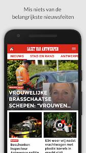 gva.be mobile screenshot 0