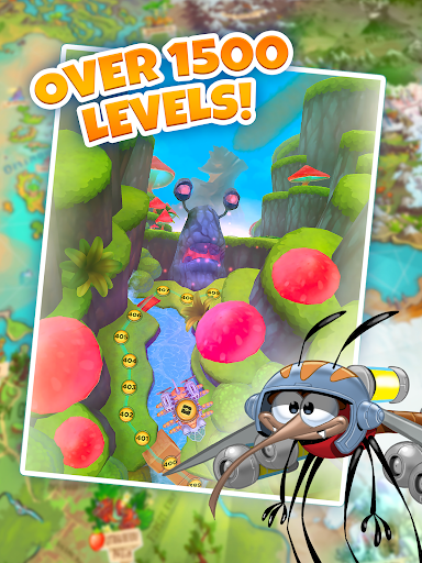 Best Fiends - Puzzle Adventure screenshot 9