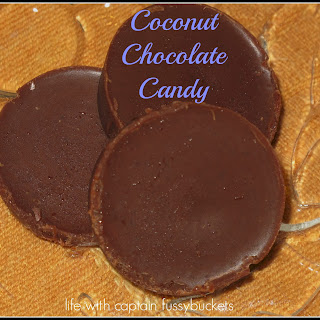 Make Your Own Delicious Chocolate Candy with Coconut Butter