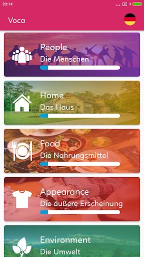 Learn English Vocabulary Offline 1.013 screenshots 1