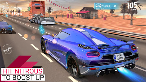 Real Car Race Game 3D: capturas de pantalla divertidas de New Car Games 2020 6