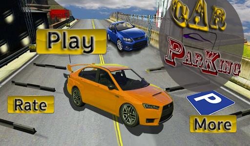 Car Sim Parking