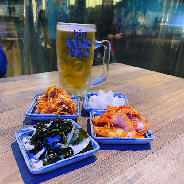吃過韓國真正的炸雞,就會覺得這真的一場美麗的玩笑。