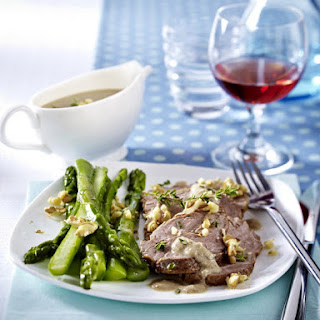 Veal with Walnut Sauce