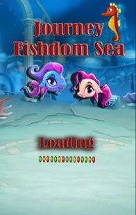 Journey Fishdom Sea - náhled