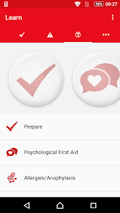 First Aid Red Crescent- screenshot thumbnail
