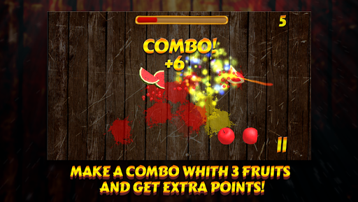 玩免費街機APP|下載과일을 잘라 - FruitSlice app不用錢|硬是要APP