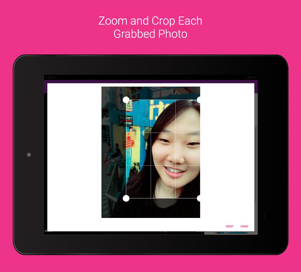 video to photo frame grabber screenshot