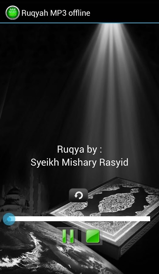 Ruqyah Syar'i MP3 offline- screenshot