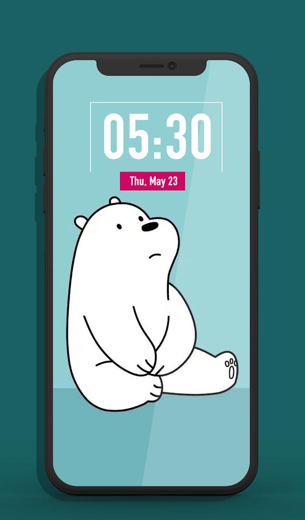 Cute Bear Wallpaper Offline 1 0 Apk Download Com Cutebearwallpapers Grizzlybear Apk Free