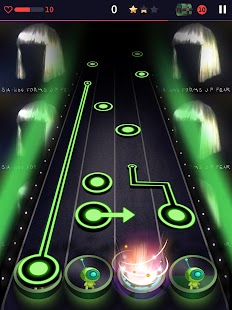Beat Fever: Music Tap Rhythm Game Screenshot