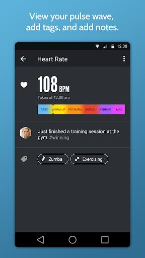 玩健康App|即时心率 - 心脏监测仪,心脏率检测器,高血压,减肥方案免費|APP試玩