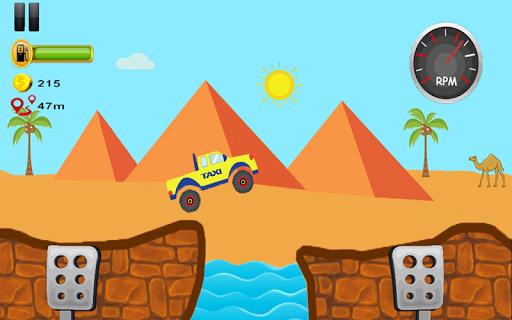 Taxi Hill Climb Rennspiel 1.0 screenshots 14