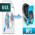 m4a to mp3 converter icon