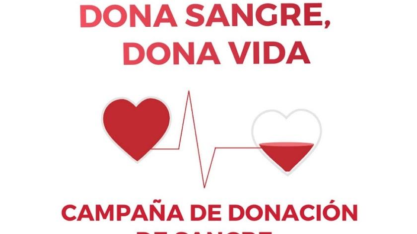 Donación de sangre en la tarde de mañana promovida por la Hermandad del Rosario del Mar.