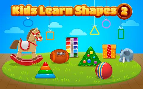 Kids Learn Shapes 2 v1.2