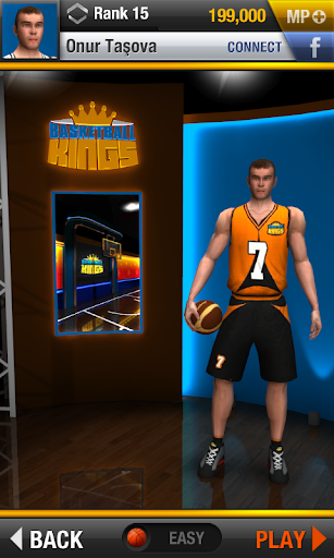 Basketball Kings: Multiplayer - screenshot