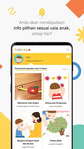 Chai's Play - Aplikasi parenting & permainan anak Apk 2