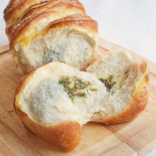 Pull Apart Cheese Herb Bread Recipe