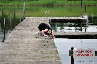 Photo: http://www.jv.dk/artikel/1135419:Vejen--Redningsaktion-ved-Jels-Soebad--Blishoeneunge-sad-fast-under-badebroen