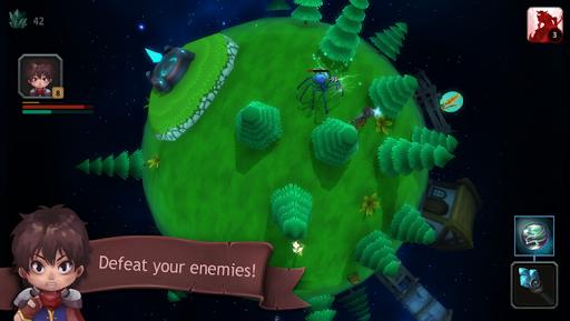 Deiland Tiny Planet  screenshots 13