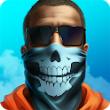 Contra City - Online Shooter (3D FPS) icon