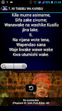 Tenzi za Rohoni screenshot thumbnail