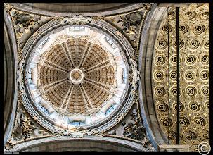 Photo: Die Kuppel des Domes zu Como wurde in den Jahren 1731 bis 1744 nach Plänen von Filippo Juvara, dem Architekten des sardischen Königs, errichtet.