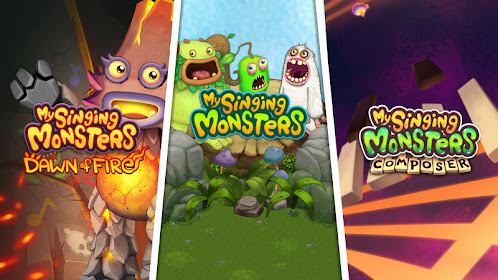 big blue bubble see more my singing monsters