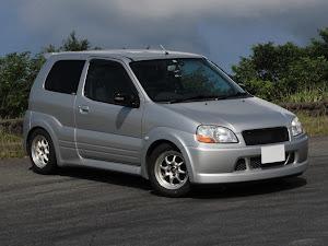 スイフトスポーツ HT81S インチキ軽自動車のカスタム事例画像 油ちゃんさんの2020年08月02日21:14の投稿