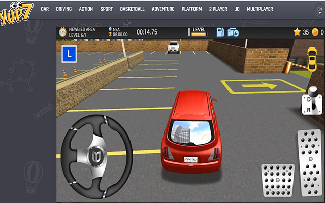 Parking Games Cool Games