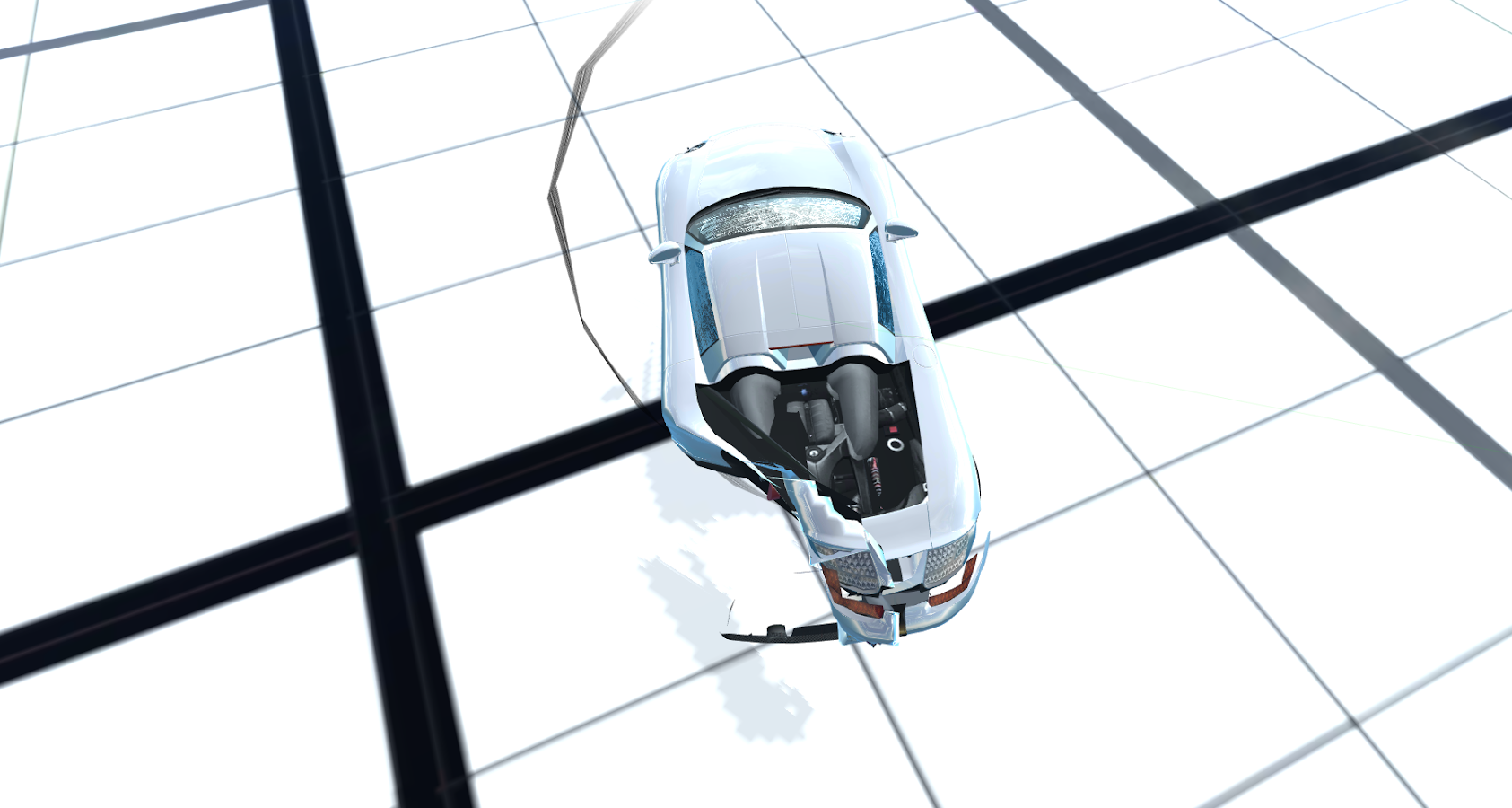 Beam Damage Engine 3.1: Car Crash Simulator- screenshot